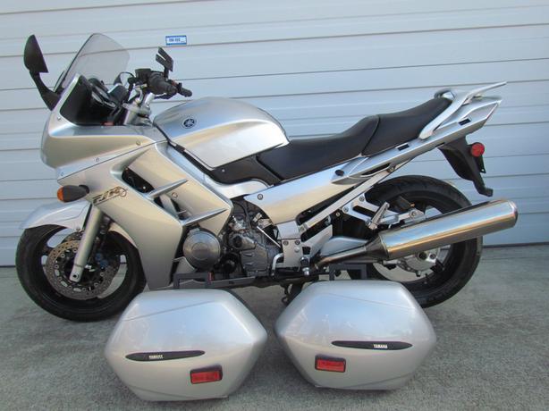 2003 Yamaha FJR 1300 $4950