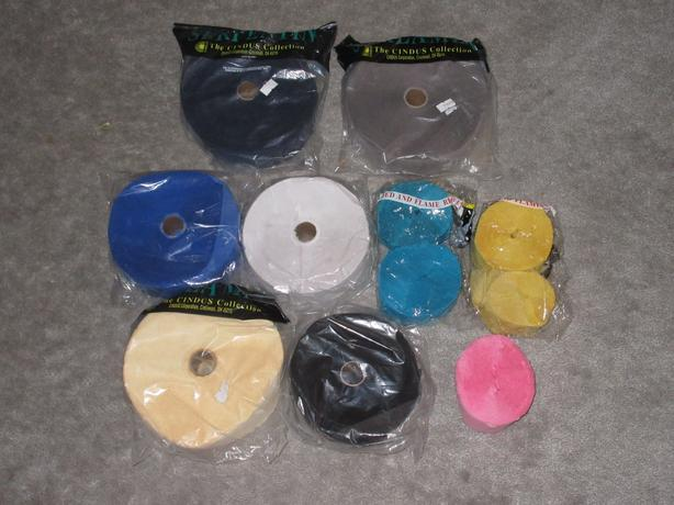 Crepe party / craft streamers -  $8