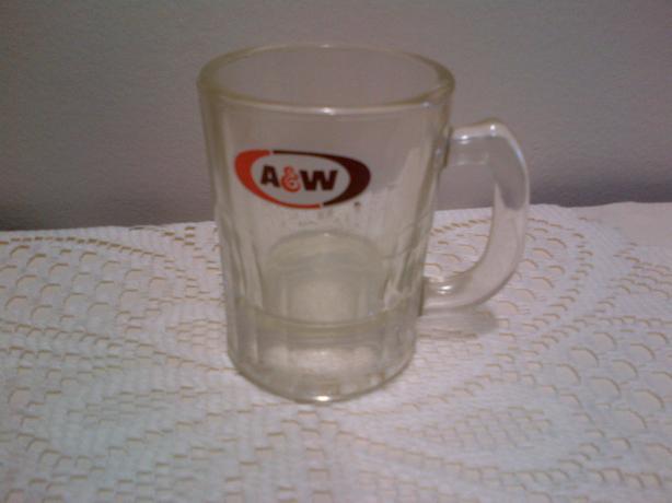Mini Original A & W Mug
