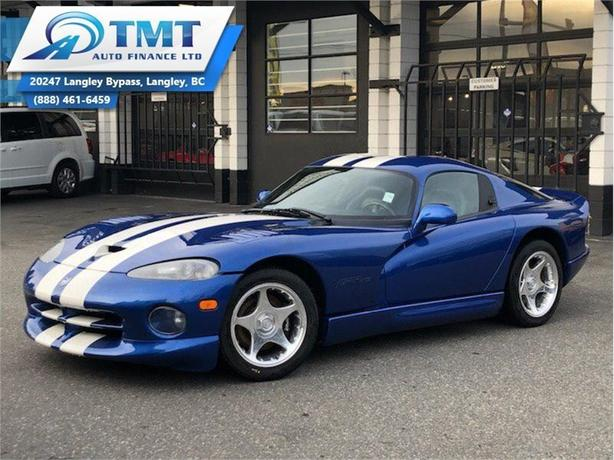 1996 Dodge Viper GTS  - Low Mileage