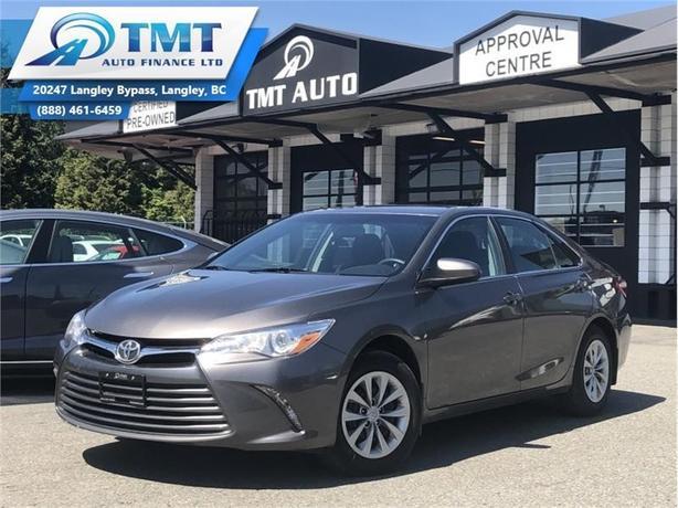 2017 Toyota Camry LE  -  Bluetooth - $108 B/W