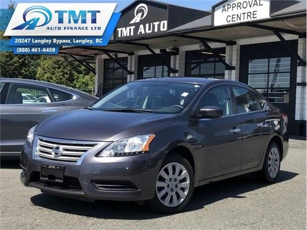 2015 Nissan Sentra S  - Bluetooth -  Power Windows - $114.57 B/W