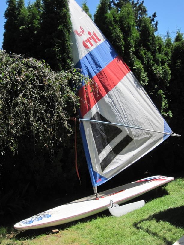 Windsurfer Board Saanich Victoria Mobile