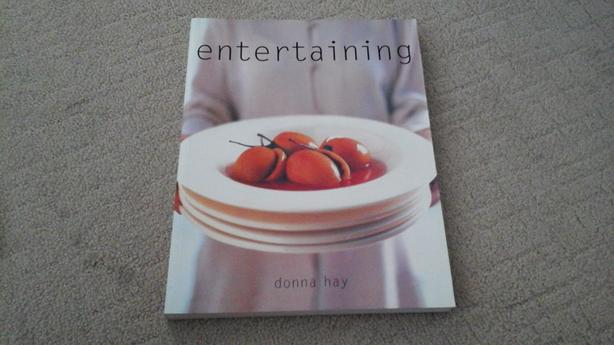 Donna Hay softcover cookbooks