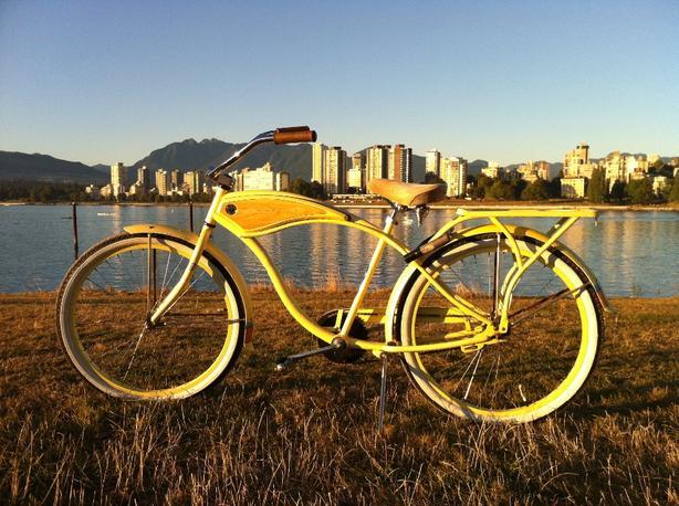 World's best bike.