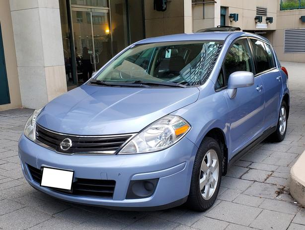 Nissan Versa 2012 - Low km and no accidents
