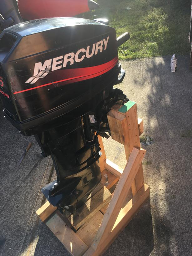  Log In needed $1,750 · 25HP Outboard Mercury 2 stroke REDUCED