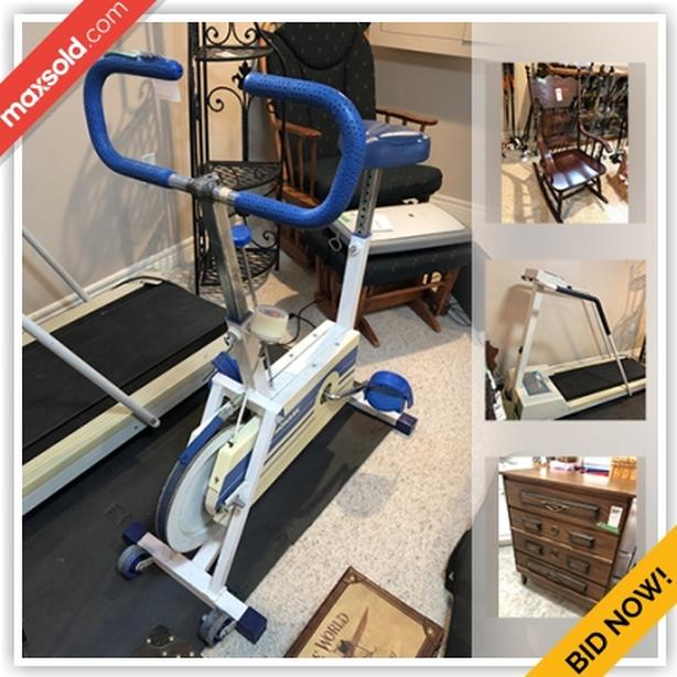 HIGH END AUCTION-Elora Downsizing Online Auction - Keating Drive