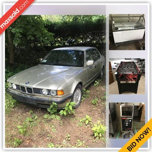 Vancouver Downsizing Online Auction - Taylor Way