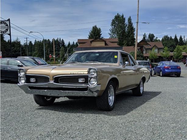 1966 Pontiac LeMans LEMANS