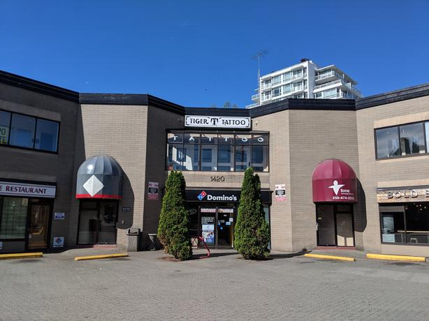 Restaurant Space for Lease in High Profile Centre