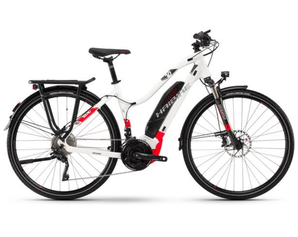 56cm Haibike electric hybrid, $1200 off