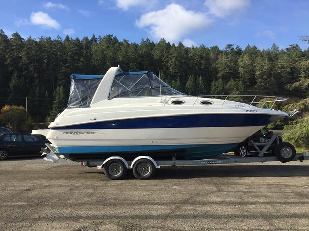 98 Monterey 262 cruiser
