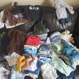 0-9 month (140+ items) Baby clothing lot