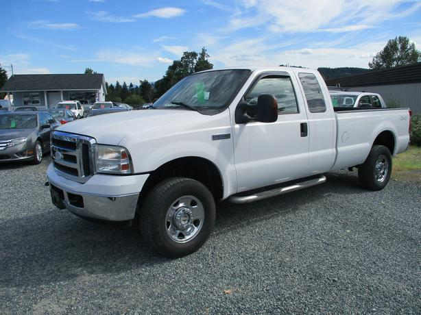 2006 ford f250 xlt 4x4 extracab - new cam phasers and timing chain