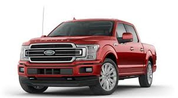 WANTED: 2015 -2018 F150