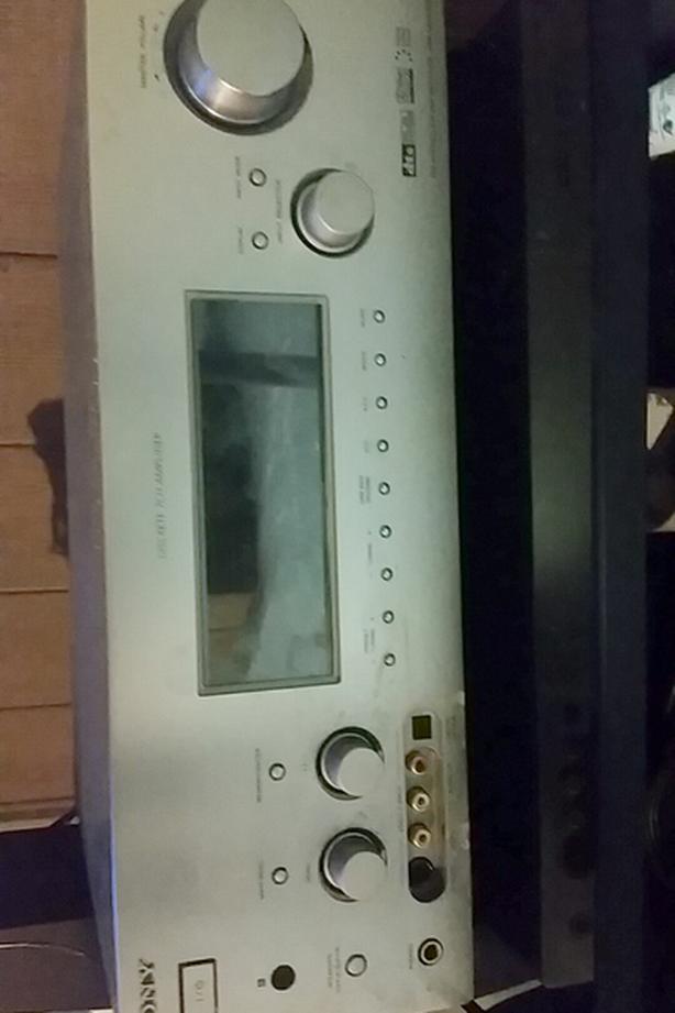 Sony Discrete 7CH Amplifier