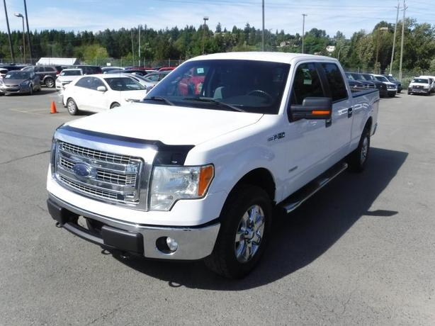2013 Ford F-150 XLT XTR SuperCrew 6.5-ft. Bed 4WD EcoBoost
