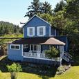 Victorian Waterfront Home in the Heart of Miners Bay, Mayne Island