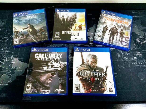 PS4 (5) Game Bundle | Currently $150+Tax @ Amazon