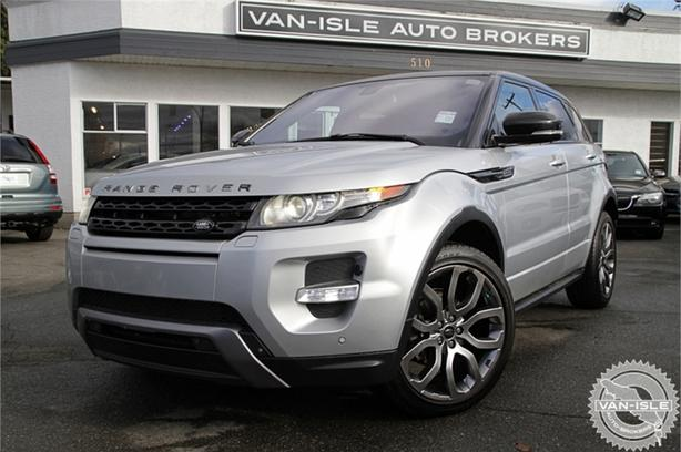 2013 Land Rover Range Rover Evoque PURE EDITION 5dr HB Dynamic