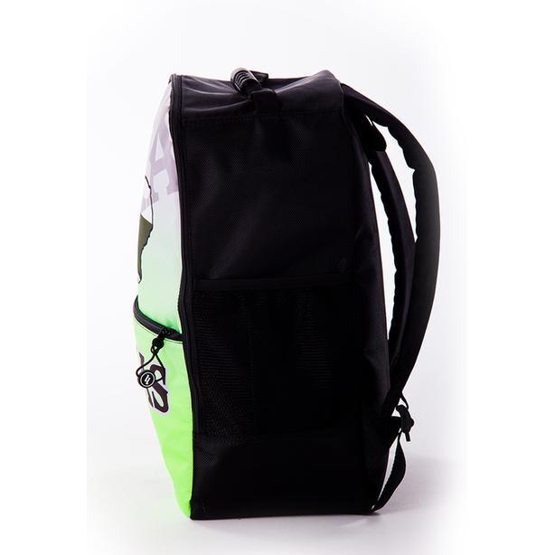 Design custom backpacks online with Limelight Teamwear.