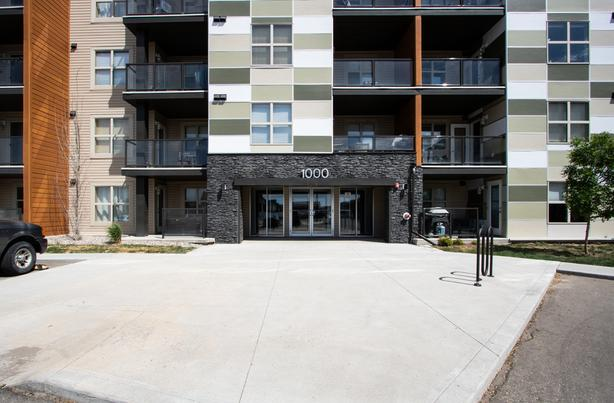 #1105-5500 Mitchinson Way- 1 Bedroom Condo for sale in Regina!