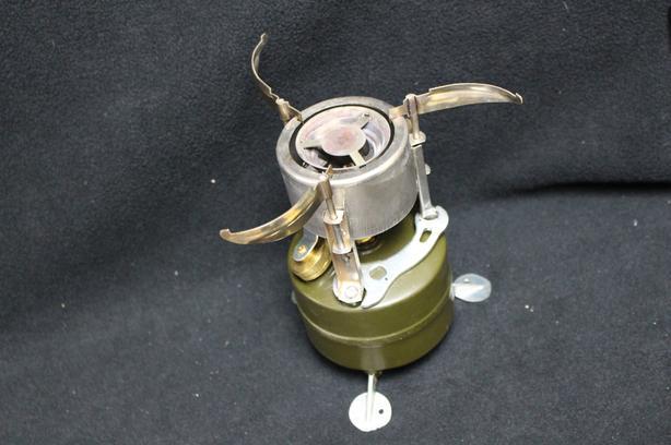 i-13704 Portable mini camp stove in metal case Victoria City
