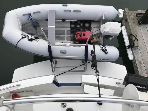  Log In needed $3,490 · Inflatable, RIB, Dinghy: 10' AB Alum/Hypalon RIB &  8hp 2 Stroke Yamaha O/B
