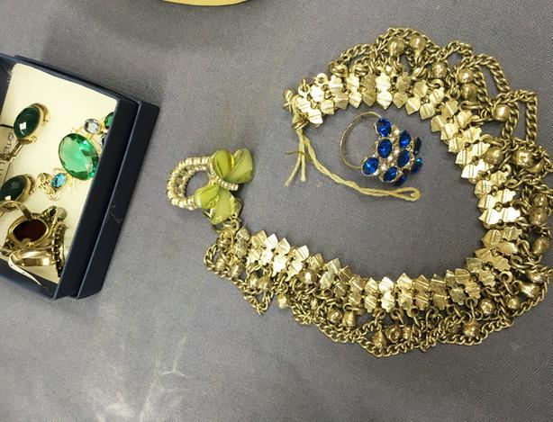 Gold, Diamonds, Semi-precious, Costume, Coins, Watches