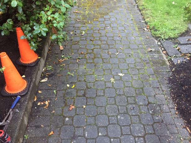 wanted:landscaper/paving