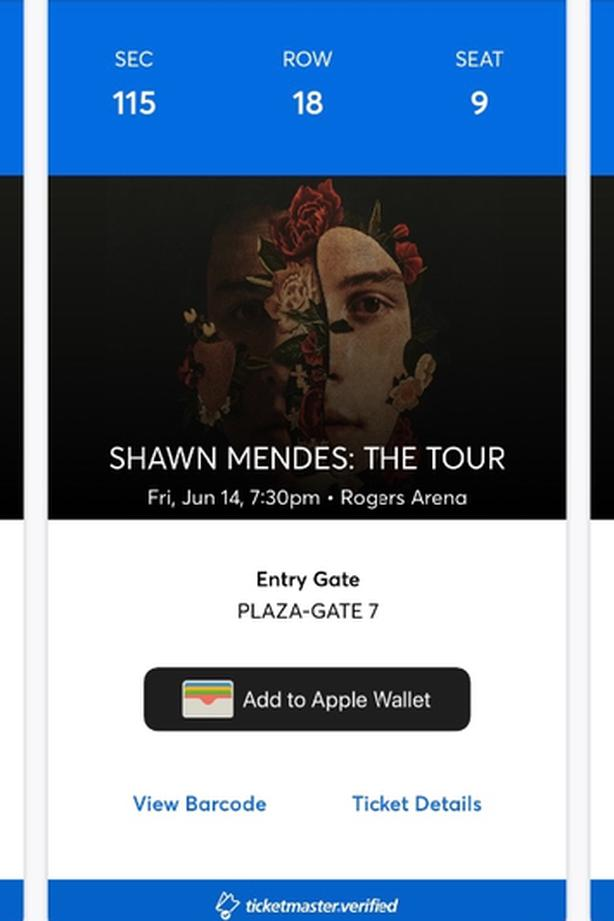 SHAWN MENDES BUY ONE GET ONE FREE