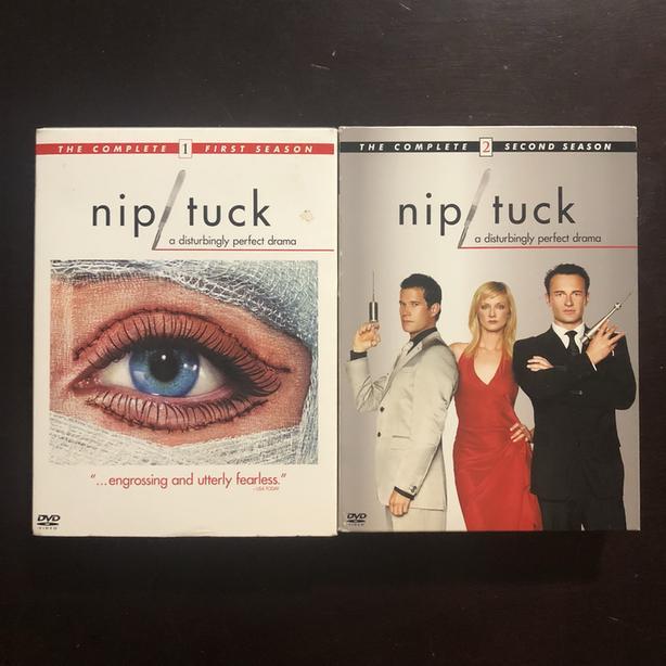 Nip Tuck Seasons 1 and 2