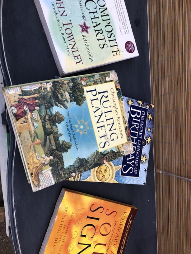  Log In needed $20 · Lot of Astrology/Numerology Books