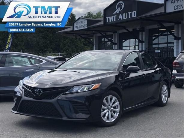 2018 Toyota Camry SE  - Leather Seats -  Heated Seats
