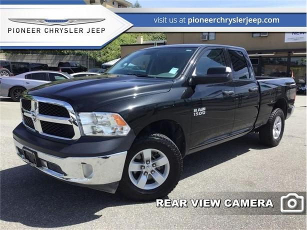 2017 Ram 1500 ST  -  Power Windows -  Power Doors