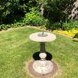 Beautiful Cement Sundial