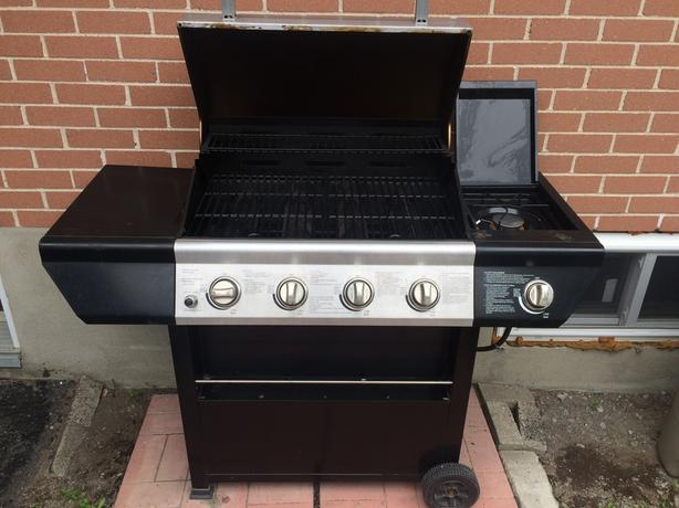 (ON HOLD)Grillmaster BQ for Sale