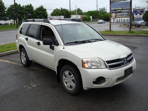 2007 Mitsubishi Endeavor ***AWD***