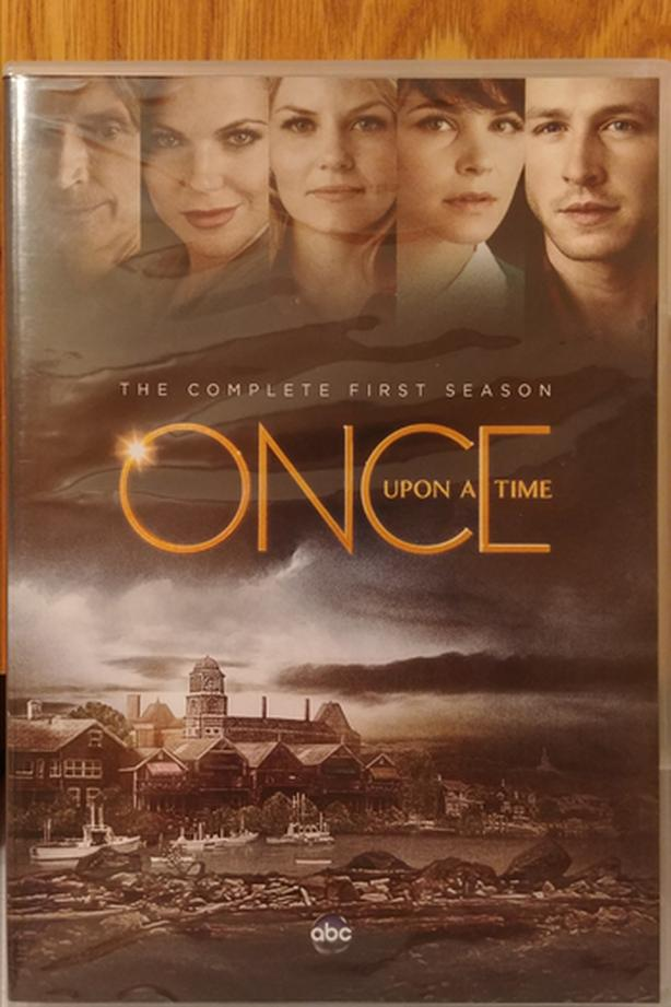 Disney's Once Upon a Time - Season 1 - DVD tv series