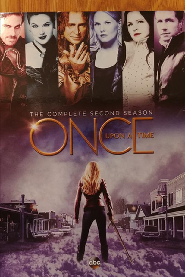 Disney's Once Upon a Time - Season 2 - DVD tv series