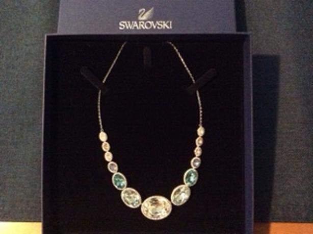 Beautiful Swarovski  Necklace