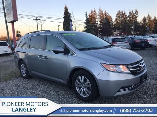 2016 Honda Odyssey EX  - Heated Seats -  Bluetooth - $195.17 B/W