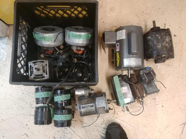 Misc. Motors and blowers