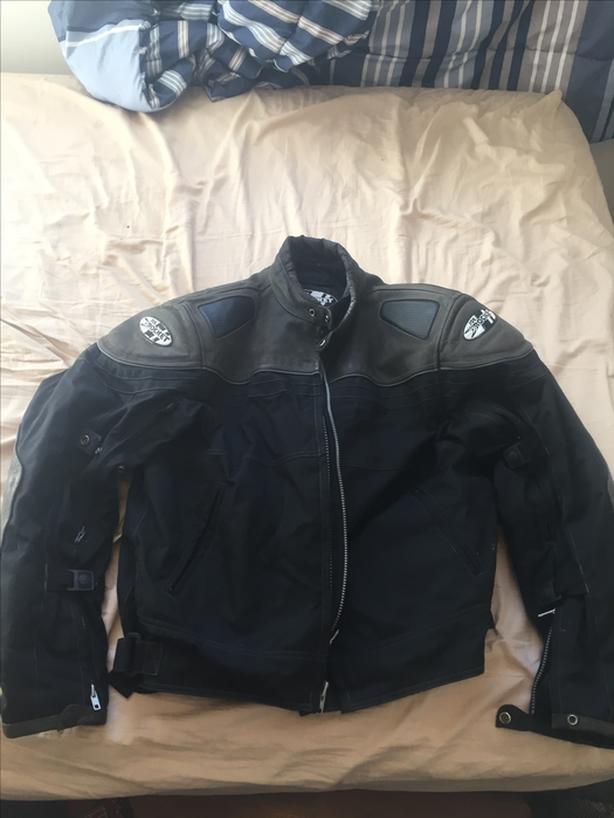 Joe Rocket Motorcycle Jacket- Price Firm