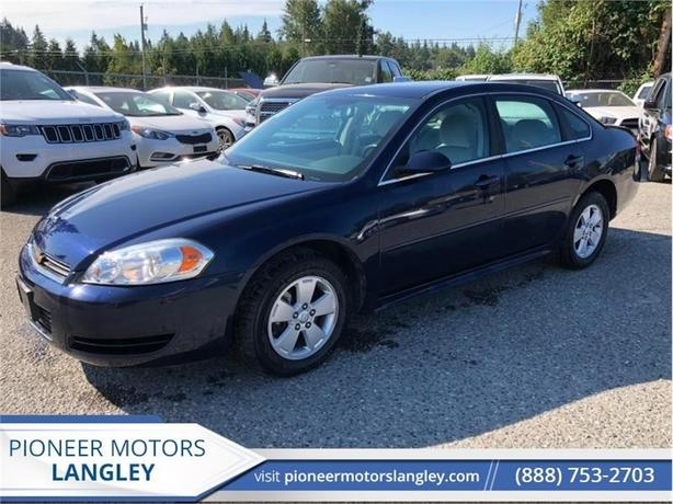 2010 Chevrolet Impala - Bluetooth -  OnStar - $87.73 B/W