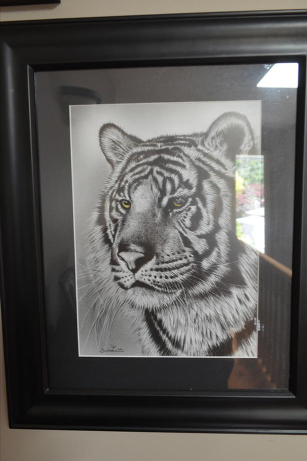 Sam Lu framed prints