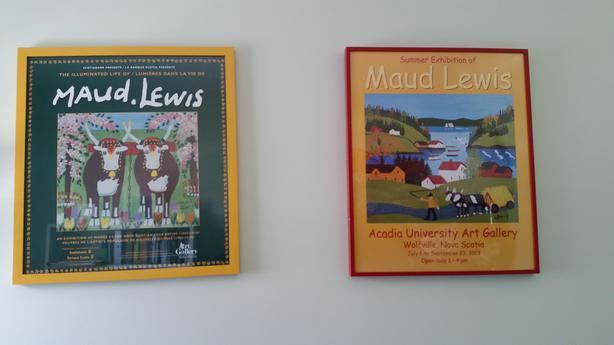Maud Lewis - Nova Scotia Folk Artist Prints
