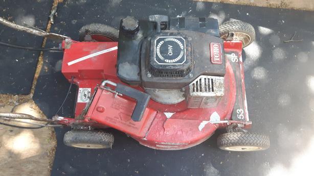 Toro Lawnmower, Suzuki Motor