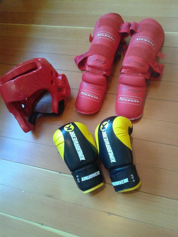 kids sparring gear